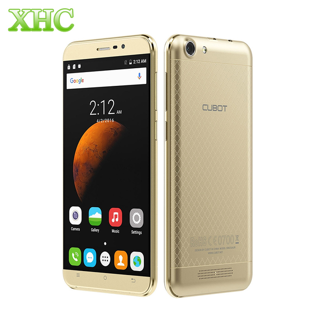 Original CUBOT Dinosaur 16GB LTE 4G Hot Knot Data Transfer 4150mAh Battery 5.5 inch Android6.0 MT6735 Quad-Core 1.3GHz RAM 3GB
