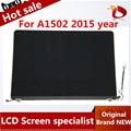 Brand new original pantalla lcd display asamblea para macbook pro retina a1502 asamblea completa pronta 2015 mf839 mf840 m841