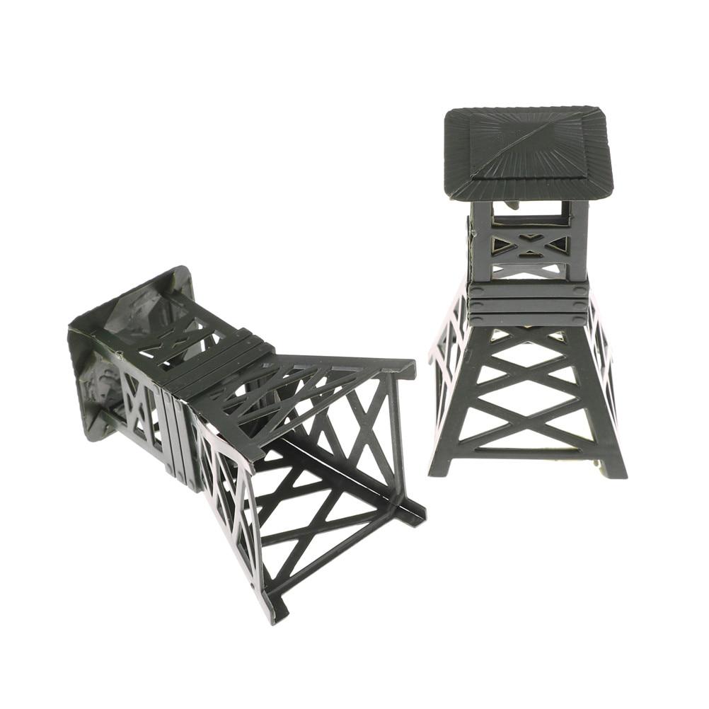 2pcs Set Kids Sand Table Model Military Model For Static