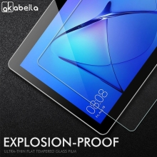 цена на 9H Tempered Glass For Huawei MediaPad T3 8.0 10 inch T1 7.0 8.0 inch T1 10 9.6 inch T5 10 C5 Screen Protector Protective Film