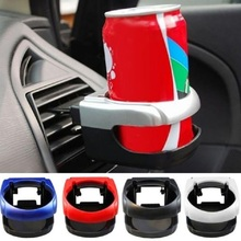 цена на Car Water Cup Holder Air outlet Bottle Can Holder Door Mount Stand Drinks support Universal Accessories essential Car-styling