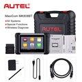 Сканер Autel MaxiCOM MK808BT  сканер OBD2  поддержка полной диагностики системы  автоматическая зарядка ABS  программирование брелка  сброс масла