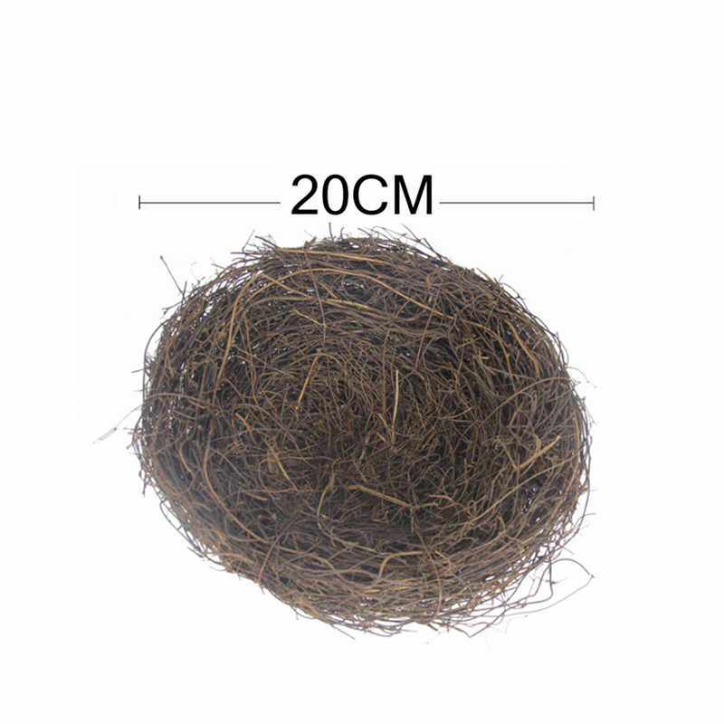 ISHOWTIENDA 2019 nueva decoración creativa de Pascua de mininido de huevo de codorniz Artificial modelo de huevos de pájaro de Pascua caliente venta