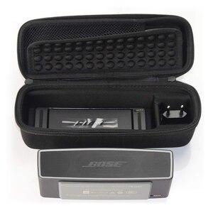Image 3 - Étui rigide sac de voyage pour Bose Soundlink Mini/Mini 2 Bluetooth Portable haut parleur sans fil convient au chargeur mural, berceau de charge