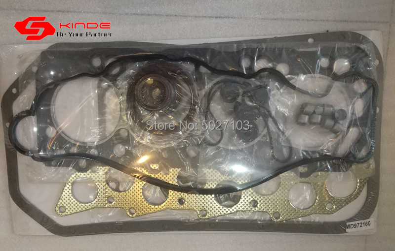 Mitsubishi L200//Warrior Head//Full gasket set 2.5 a 16 valve 2006