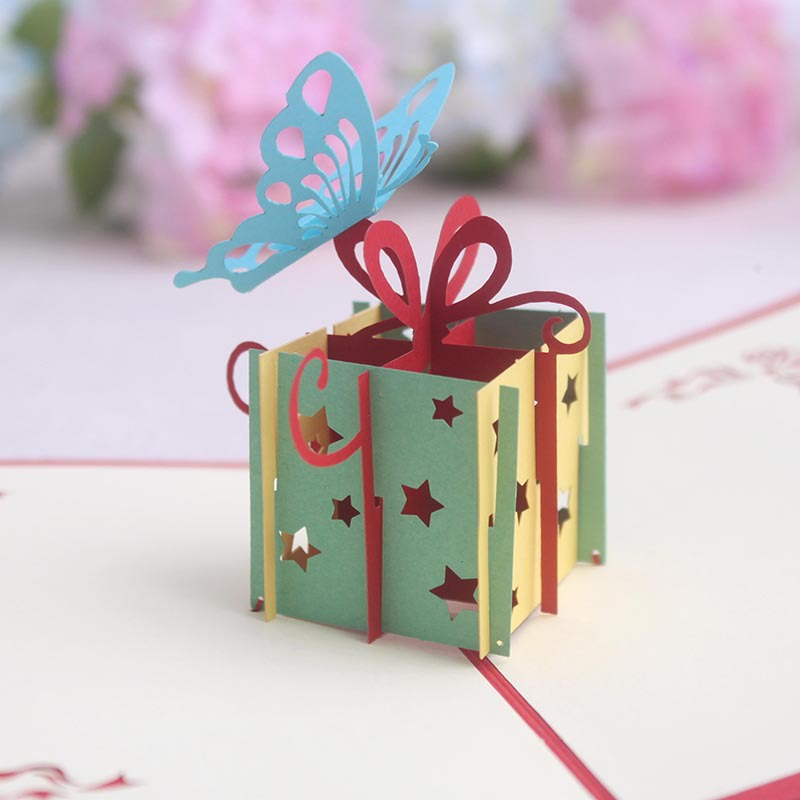 Good quality folded 3d pop up birthday card in cards invitations good quality folded 3d pop up birthday card in cards invitations from home garden on aliexpress alibaba group bookmarktalkfo Image collections