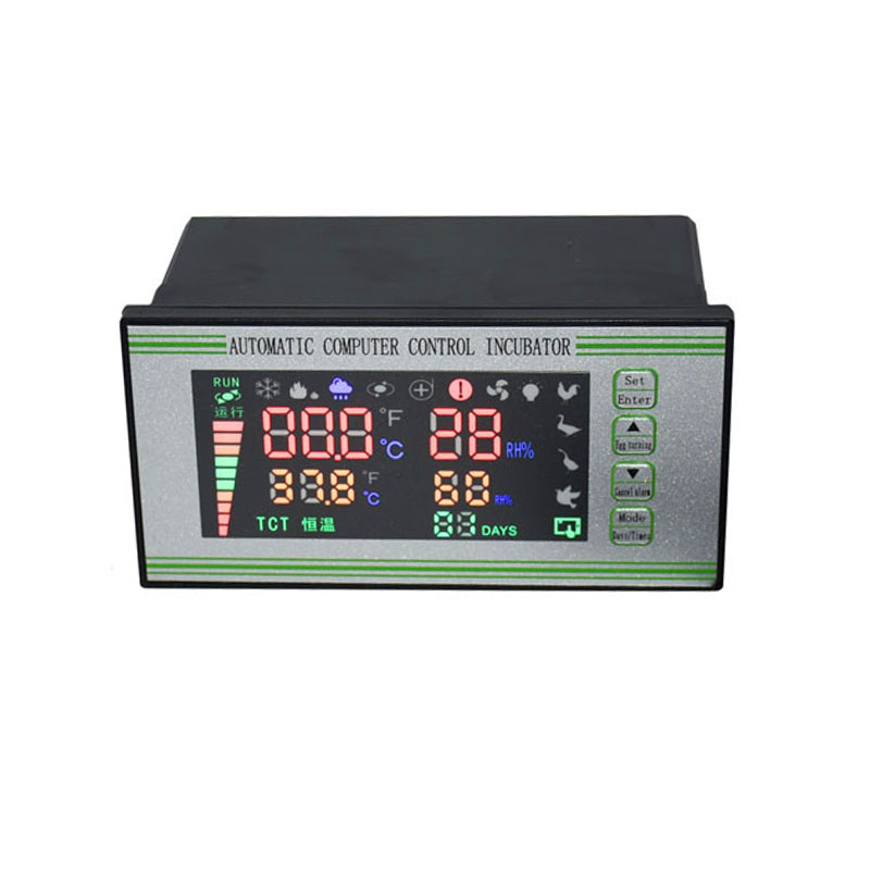 XM 18S Egg Incubator Controller Thermostat Hygrostat Full Automatic Control With High Quality 1pcs-in Cages & Accessories from Home & Garden    3