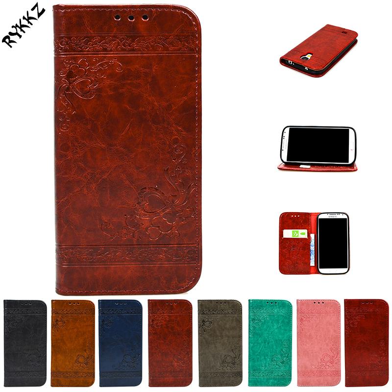For Samsung Galaxy S4 GT-I9500 GT-I9505 GT-I9502 I9515 Flip Case Phone Leather Cover for GalaxyS4 I9505 I9506 Silicone phone bag