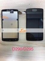 4 5 1PCS IFire For LG Optimus F60 D390 L Fino D290 D290N D295 LCD Display