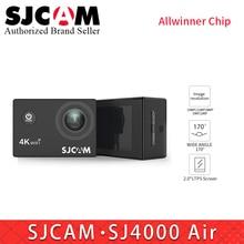 SJCAM SJ4000AIR Action Camera Full HD 4K WIFI Sport DV 2.0 Inch Screen Support 128G Memory Card mini camcorder vs EKEN H9 Xiaomi цена и фото