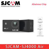 SJCAM SJ4000AIR Action Camera Full HD 4K WIFI Sport DV 2 0 Inch Screen Support 128G