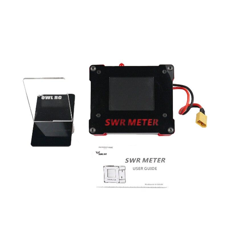 Owlrc 5.8 Г 200 МВт 40ch VTX TFT 2.8 дюймов Сенсорный экран КСВ-метр SMA/RP-SMA FPV-системы интимные аксессуары Комплектующие для самостоятельной сборки
