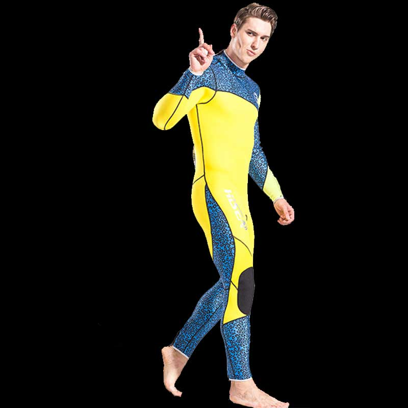 Mens Wetsuits 3mm Neoprene Thick Warm Full Wetsuit For Snorkeling, Diving and Surfing For Men women s wetsuit 3mm premium neoprene diving suit full length snorkeling wetsuits full body