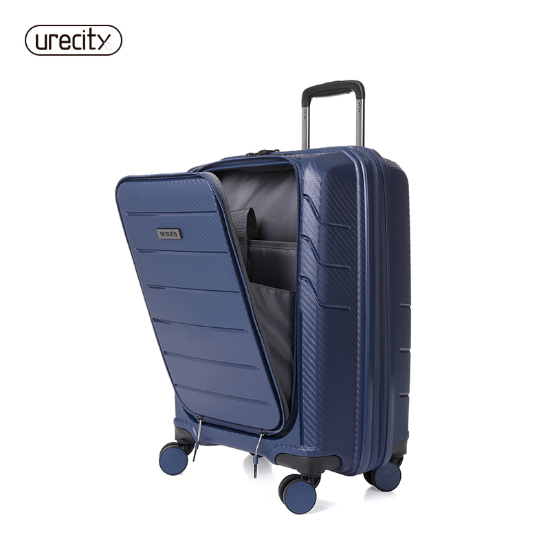 Hot selling Carry On Luggage accommodate computer Spinner Business travel TSA Locks Cabi ...