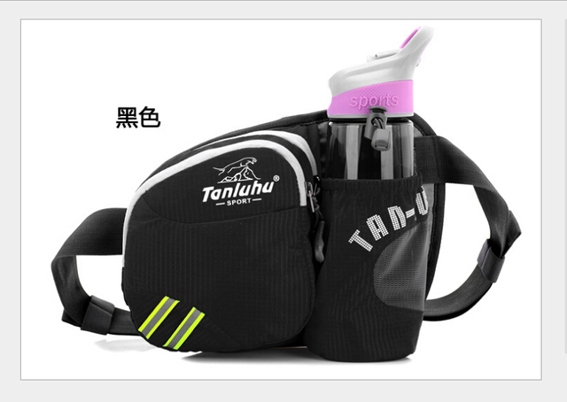 2015 New  fashion multifunctional EDC Canvas waist pack hip packs Travel belt bag  Phone money pouch chest bags