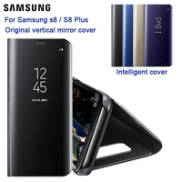 Samsung Original Mirro Cover Clear View Phone Case EF ZG955 For Samsung Galaxy S8 S8 Plus