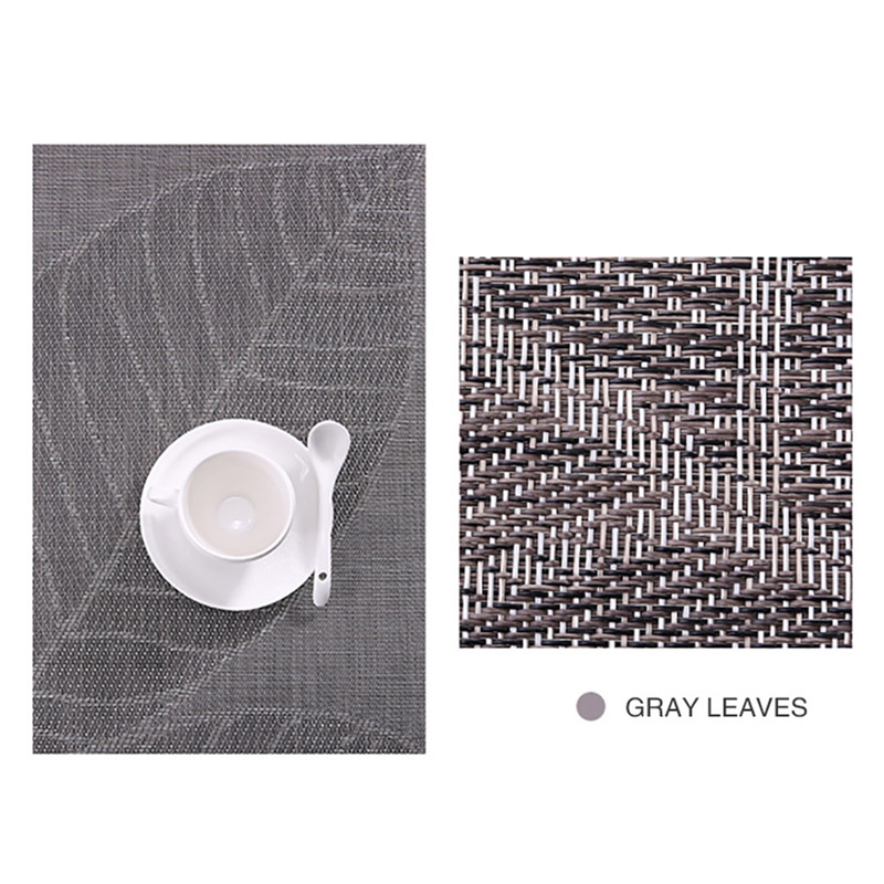 Online Shop Plastic PVC Dining Table Waterproof Table Cloth Pad Mat Heat  Insulation Non Slip Placemats Disc Bowl Tableware Pads Kitchen Pads |  Aliexpress ...