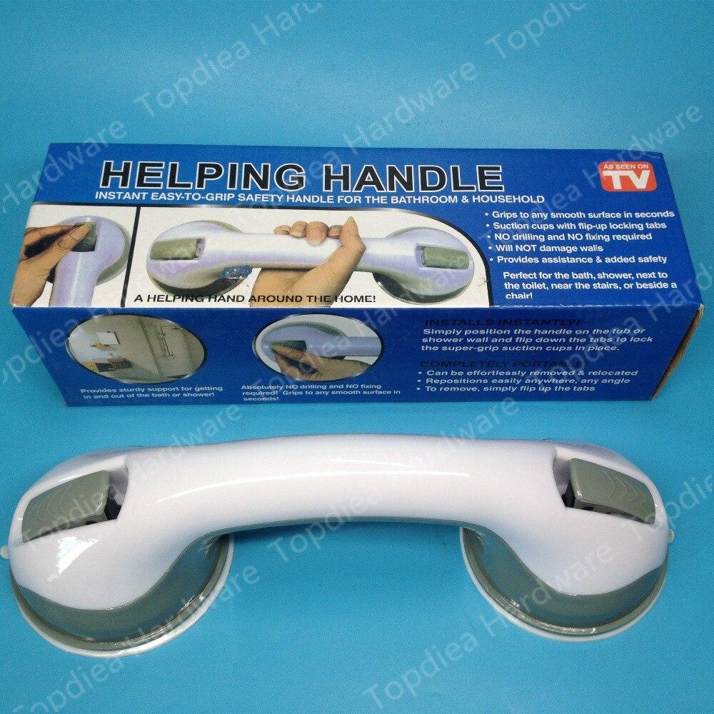 1PC Suction Cup Safety Tub Bath Bathroom Shower Tub Grip Portable ...