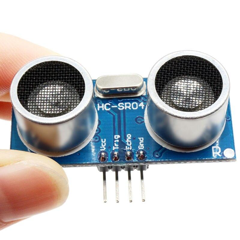 HC-SR04 Ultrasonic Module Distance Measuring Transducer Sensor Ultrasonic Ranging Module for Arduino Free Shipping