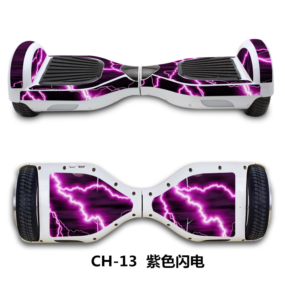 6 5 inch electric scooter sticker hoverboard gyroscooter. Black Bedroom Furniture Sets. Home Design Ideas