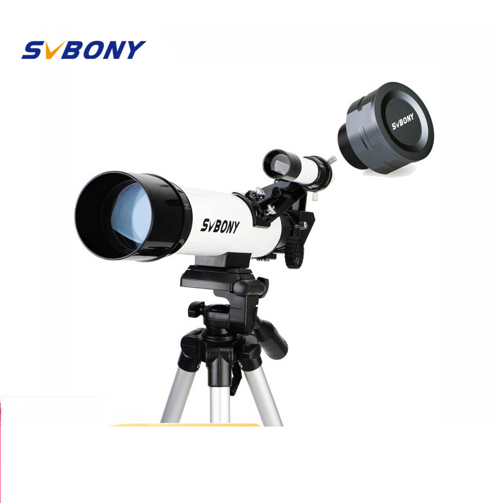 SVBONY SV105 Telescope Astronomy Camera 2MP Electronic Eyepiece SV25 Telescope 60420 Refractor Astronomical Travel Scope F9159