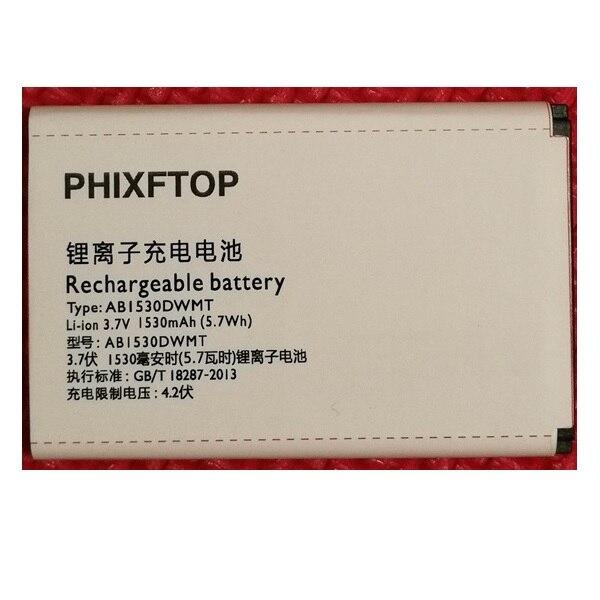 Оригинальный аккумулятор PHIXFTOP AB1530DWMC для телефона Xenium X331 E311, AB1530DWMT, аккумулятор для телефона PHILIPS CTX331 CTE311, 4,2 В|Аккумуляторы для мобильных телефонов|   | АлиЭкспресс