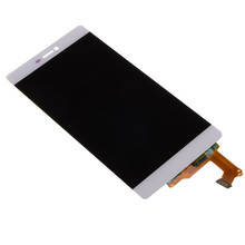 For Huawei P8 LCD Display With Touch Screen Digitizer Assembly AAA Top Quality Replacement Parts Black