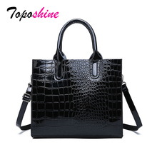 Women Pu Leather Designer Handbags High Quality Shoulder Bags Ladies Fashion brand PU leather women bags Drop Shipping