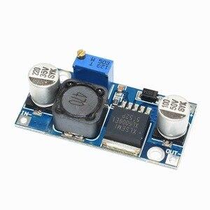 Image 5 - 100 teile/los TENSTAR ROBOTER XL6009 DC DC Booster modul netzteil modul ausgang ist einstellbar Super LM2577 schritt up modul