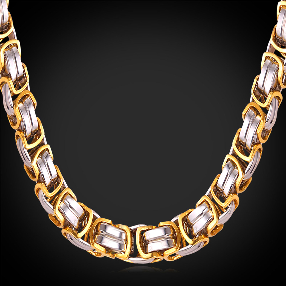 Popular Thick Gold Chain for Men-Buy Cheap Thick Gold ...