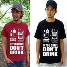 New-arriving Funny T Shirts about Drinking for Dads Casual Plus Size Alcohol Drinking Quotes Short Sleeve One Neck Tshirts S-XXL