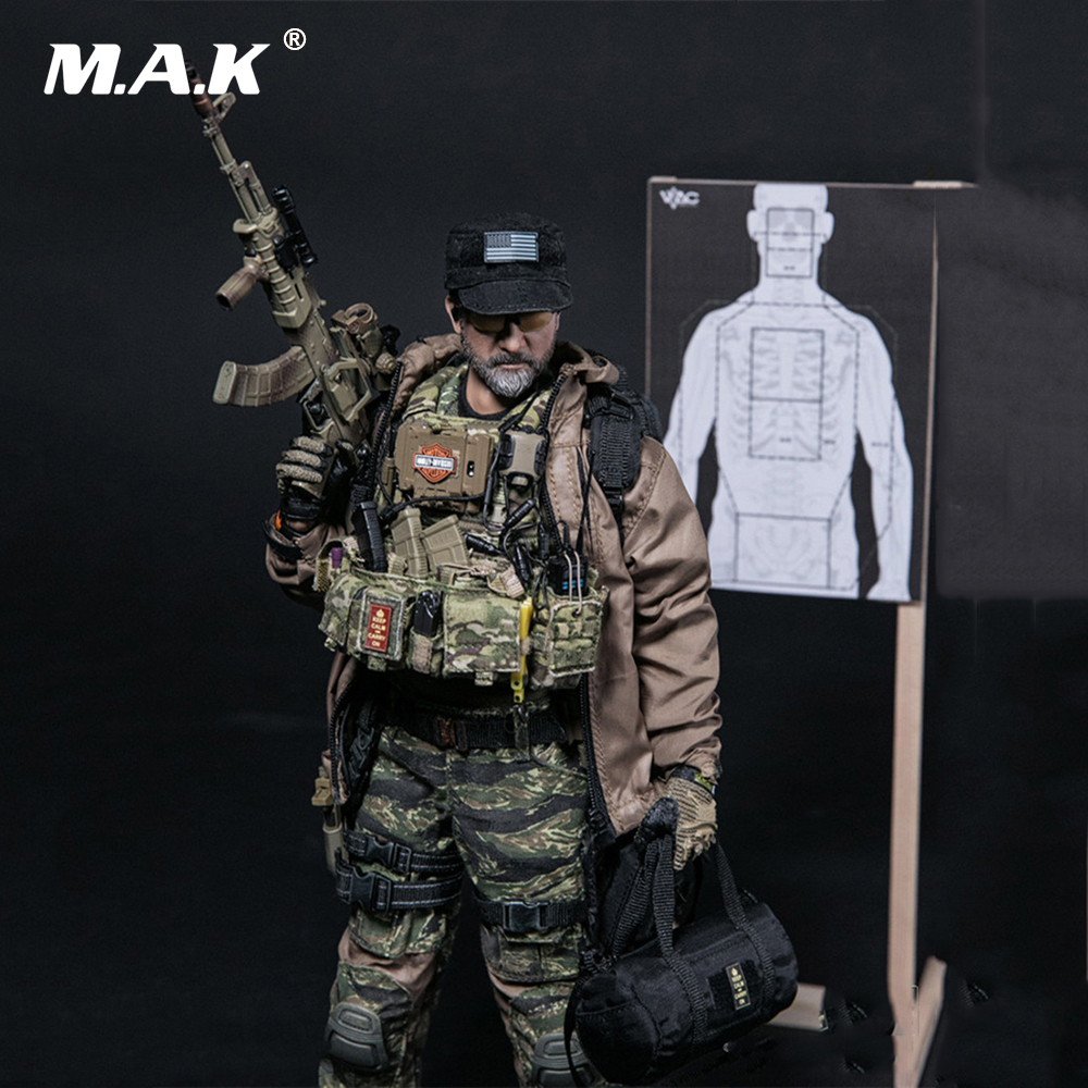 For Collection Figure Model Toys 1:6 Scale Full Set PMSCs Contractor In Syria 78041 Figure Model Toys Box Set for Gift 1 6 scale chinese 007 agent from beijing with love movable action full set figure model toys for collection