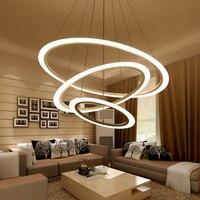 Minimalism Led Modern Chandelier Lighting Lamparas Colgantes Lamp For Bedroom Living Room Luminaria Indoor Light Chandeliers