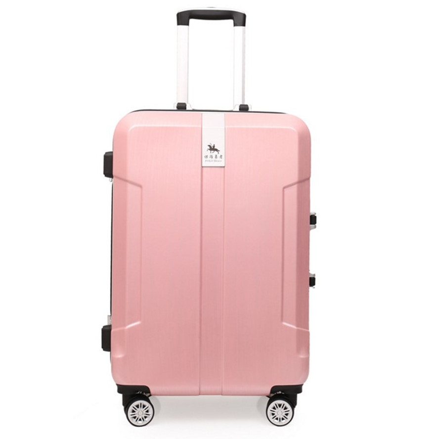 Top Quality Trolley Aluminum frame Luggage bags Storage Box Suitcase Bag Men Travel Large Capacity PC Pull Rod trunk Women car trunk storage box folding suitcase with wheel portable new top quality travel trolley carts 3 colors daily usage
