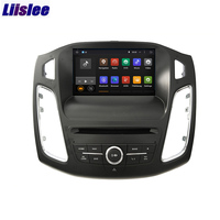 Liislee Car Navigation GPS Android For Ford Focus C max 2011~2015 Audio Video HD Touch Screen Stereo Multimedia Player