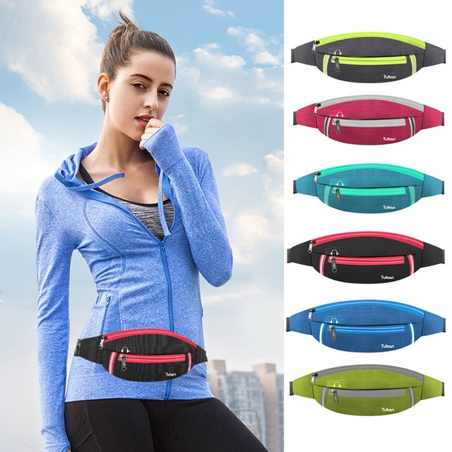 Litthing Bum Bags Multifunction Bag Ultralight Waterproof Mobile Phone Belt Waist Bag Sport Fitness Cycling Waist Pack 2018