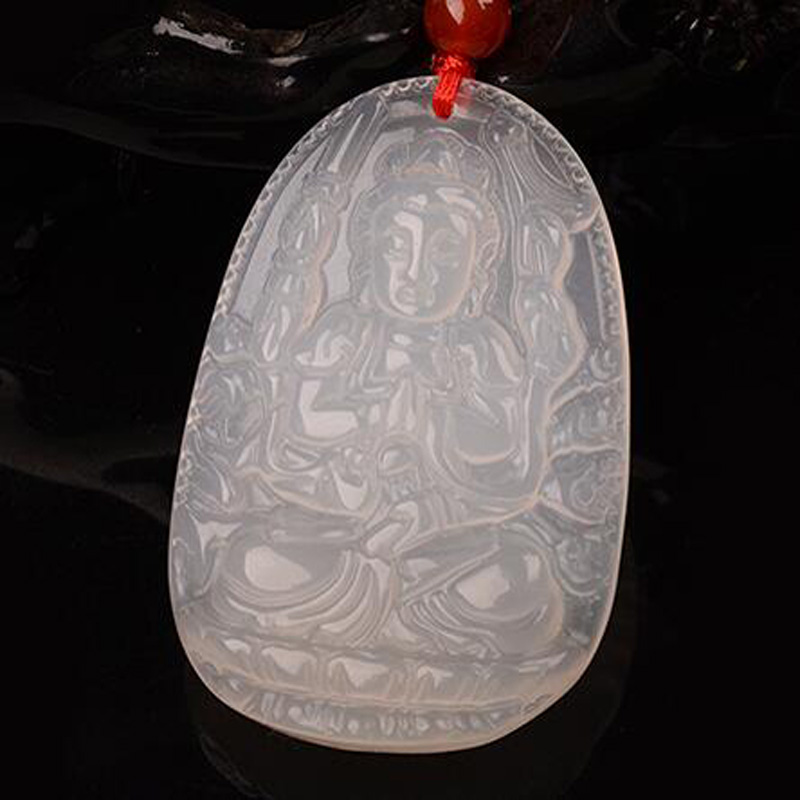 Tipos de gelo Natural cornalina pingente de modelos masculinos e femininos Do Zodíaco padroeira natal Buda pingente de colar de pingente de jóias
