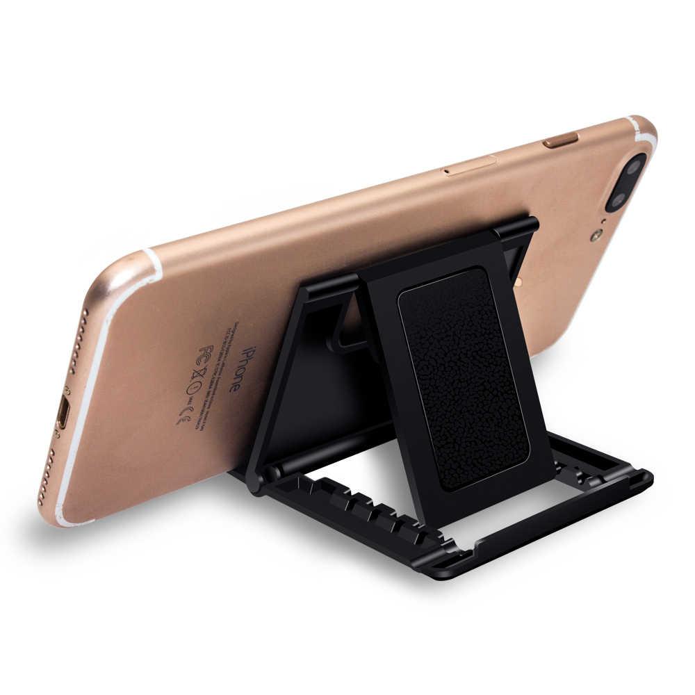 Tế Bào Giữ Điện Thoại Soporte Movil Mesa Dành Cho Samsung Galaxy Note 9 8 10 5 S9 S8 Plus S6 7 Edge Plus dành Cho Xiaomi Huawei Một Plus
