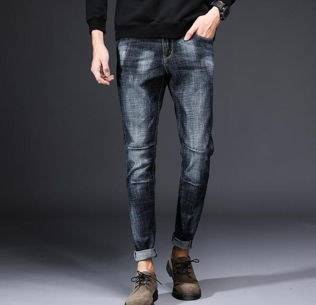 Discount Hot Sales Straight Direct Men Jeans Causal Spring Summer Styles