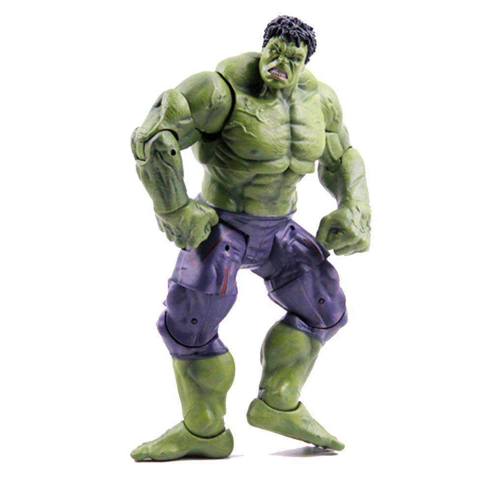 <font><b>Marvel</b></font> <font><b>Select</b></font> the Avengers Age Of <font><b>Ultron</b></font> Hulk <font><b>Action</b></font> <font><b>Figure</b></font> Collection 24cm DC008037