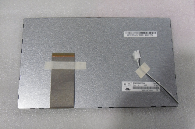 все цены на 9 inch HSD090IDW1-A00 navigation DVD BBK machine original LCD screen онлайн