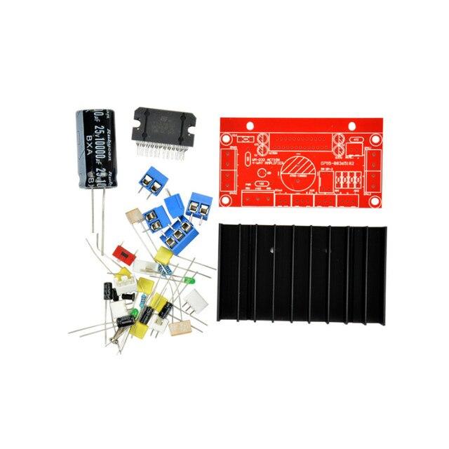 Enthusiast Mosfet Hifi Tda7850 4 Channels Car Audio Amplifier Board
