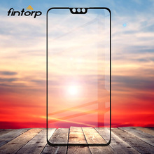 Fintorp 3D Tempered Glass For Huawei Y9 2019 Screen Protector Honor 8C 8X Max Mate 20 Lite Protective Film