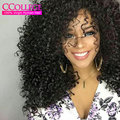 8A Peruvian Kinky Curly Virgin Hair 4 Bundles Mink Hair Extensions Kinky Curly Weave Human Hair Grace Hair Products On Sale