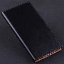 7 Colors,Natural Top Genuine Leather Flip Stand Cover Case For Xiaomi 5 Mi5 M5 Luxury Mobile Phone Bag
