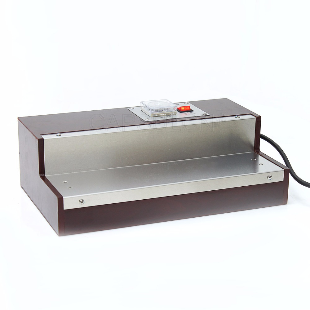 Easy Operate household Manual film Sealing Machine for cigarette, comestic(220V/50HZ)