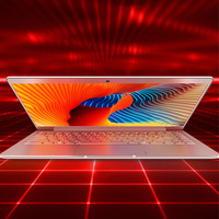 "intel celeron P9-12 רוז זהב 8G RAM 128g SSD Intel Celeron J3455 25"" מחשב שולחני מחברת משחקים ניידת עם מקלדת מוארת (4)"