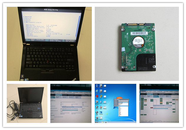 New Price for bmw icom diagnostic software ista p ista d expert mode 500gb hdd with t410 computer i5 cpu 4g with battery windows7