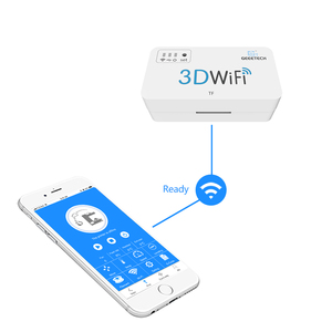 Image 4 - Geeetech 3D WiFi מודול 3D מדפסת חלקים ואבזרים עם TF כרטיס USB2.0 תמיכה אלחוטי עבור רוב חם 3D מדפסות