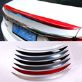 1pc ABS Tail Rear Trunk Spoiler Wing Decoration Cove Car Accessories For Mazda 6 M6 ( Atenza ) 2014 2015